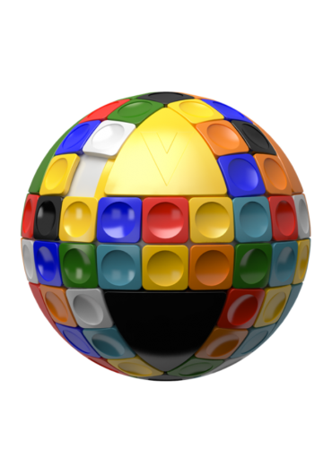 Puzzle 3D - V-Sphere