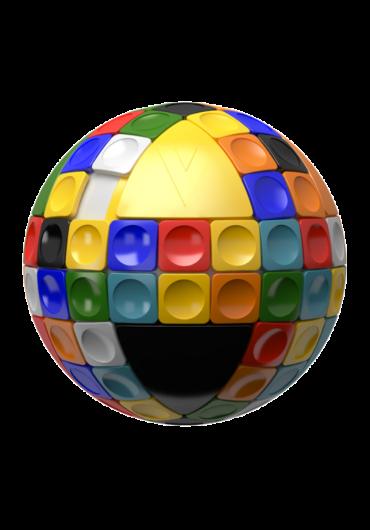 Puzzle 3D - V-Sphere