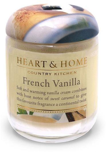 Lumanare parfumata Jar - French Vanilla