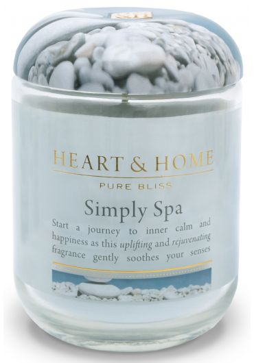 Lumanare parfumata Jar - Simply Spa