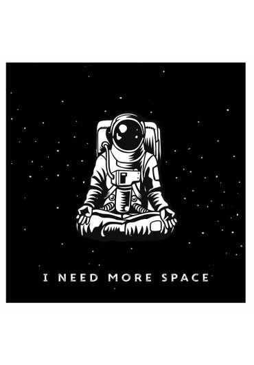 Tablou panza - Spaceman