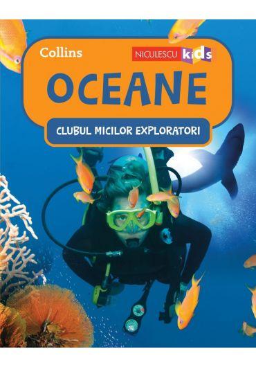 Clubul micilor exploratori - Oceane