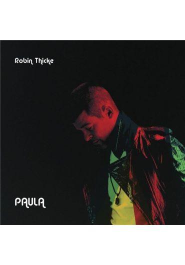 Robin Thicke - Paula CD