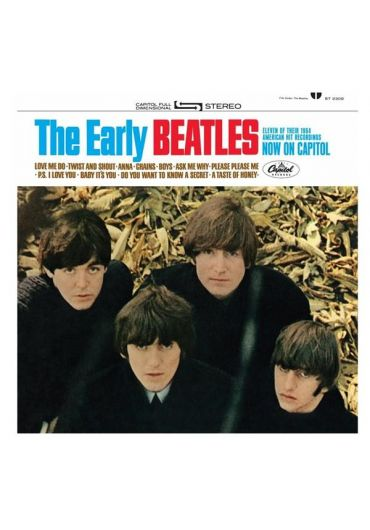 Beatles - The Early Beatles CD