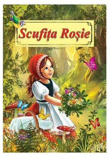 Scufita Rosie - CI A4