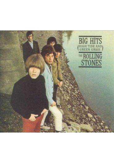 The Rolling Stones - Big Hits (High Tide and Green Grass) CD