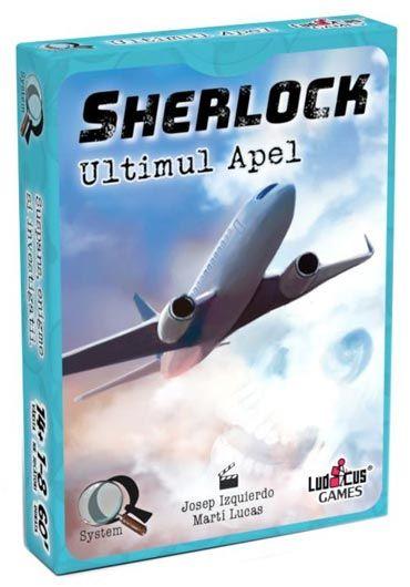 Sherlock Q1 - Ultimul Apel