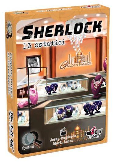Sherlock Q5 - 13 ostatici