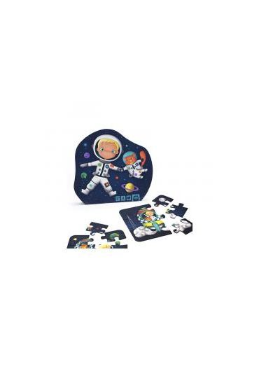 Puzzle progresiv 4in1 - Micul Astronaut