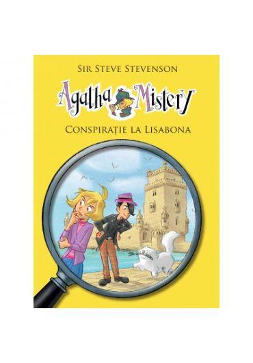 Agatha Mistery. Conspiratie la Lisabona, volumul 7