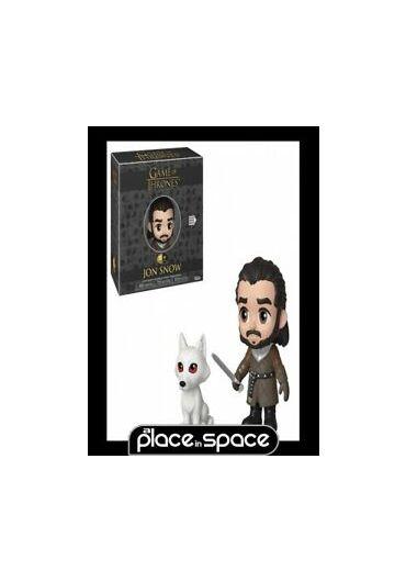 Figurina Funko 5 Star Game of Thrones Jon Snow & Ghost