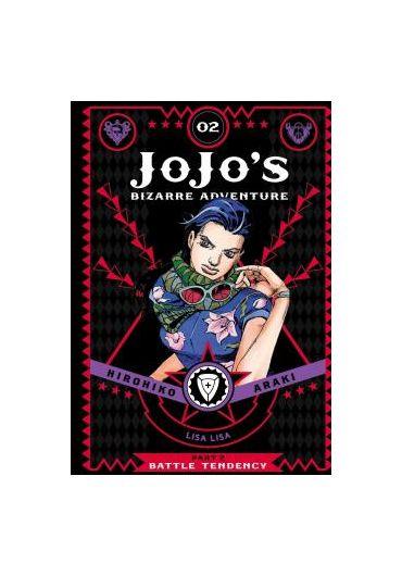 JoJo's Bizarre Adventure - Part 2-Battle Tendency Vol. 2