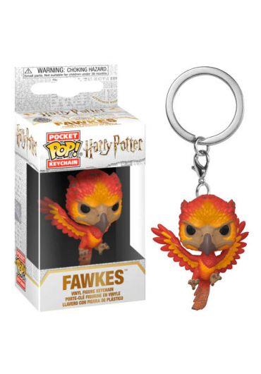 Figurina Breloc Funko Harry Potter - Fawkes