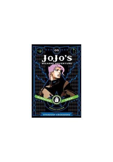 JoJo's Bizarre Adventure - Part 3 Stardust Crusaders Vol. 5