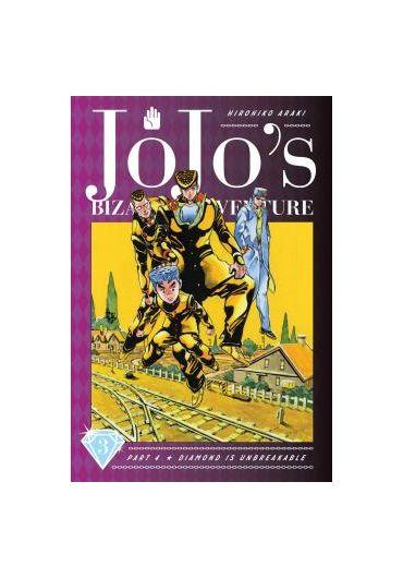 JoJo's Bizarre Adventure Part 4 - Diamond Is Unbreakable Vol. 3