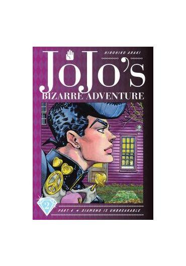 JoJo's Bizarre Adventure - Part 4 - Diamond is Unbreakable - Vol. 2
