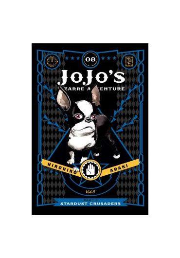 JoJo's Bizarre Adventure - Part 3 Stardust Crusaders Vol. 8