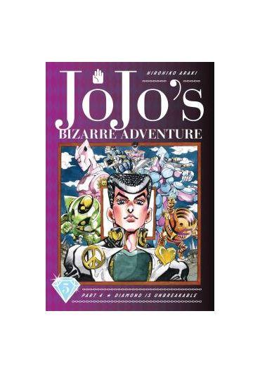 JoJo's Bizarre Adventure - Part 4 Diamond Is Unbreakable Vol. 5