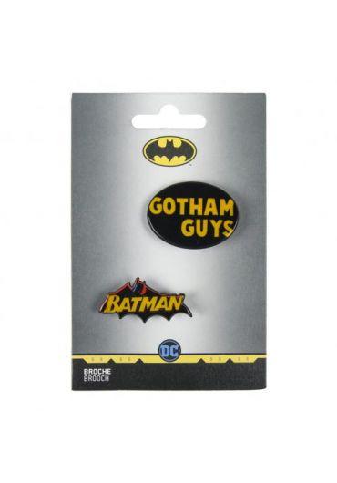 Insigna Metal Batman Logo