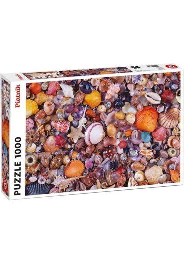 Puzzle 1000 piese Scoici de mare