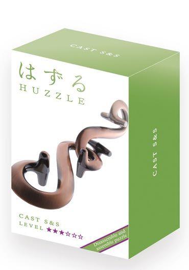 Puzzle - Huzzle Cast S & S