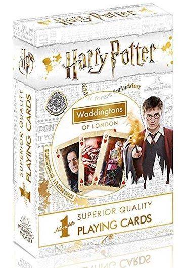 Carti de joc Waddingtons - Harry Potter