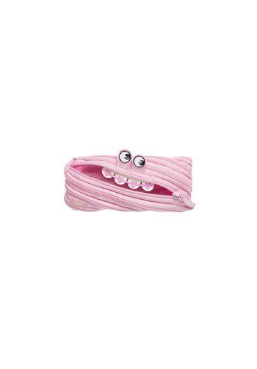Penar cu fermoar Zipit George Monster - Roz