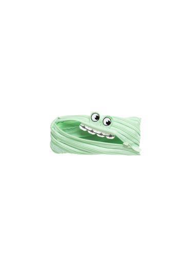 Penar cu fermoar ZIP..IT George Monster - verde menta