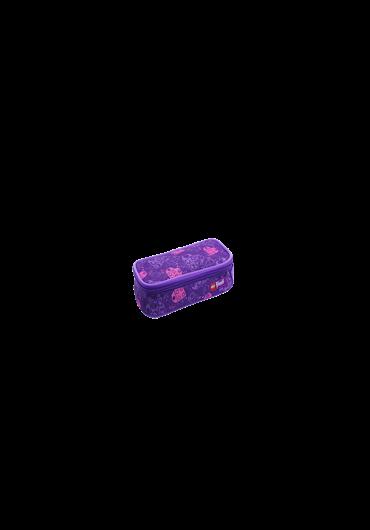 Penar rectangular neechipat, cu fermoar, Lego V-Line - Friends Hearts