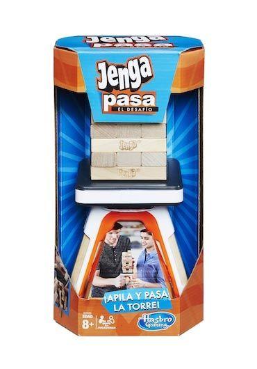 Joc Jenga Pass Challenge