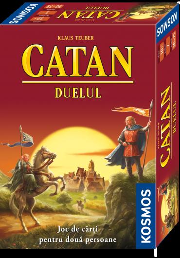 Joc de carti Catan - Duelul