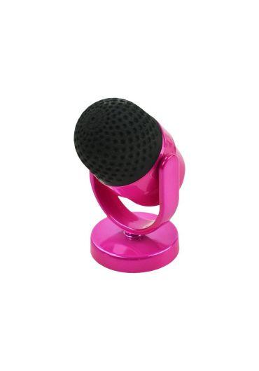 Ascutitoare cu radiera microfon - Let's Rock