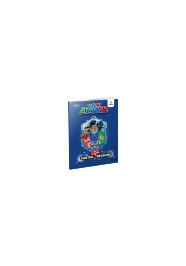 PJ Masks. Cartea cu activitati a eroilor