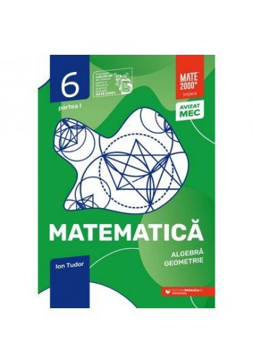Matematica. Aritmetica, algebra, geometrie. Caiet de lucru. Clasa a VI-a. Initiere. Partea I