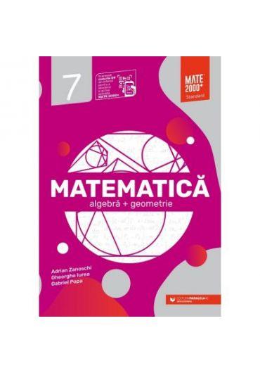 Matematica. Aritmetica, algebra, geometrie. Clasa a VII-a. Initiere, partea I