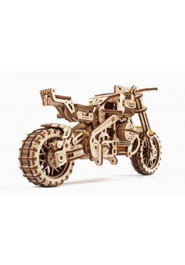 Puzzle 3D lemn - Scrambler UGR-10