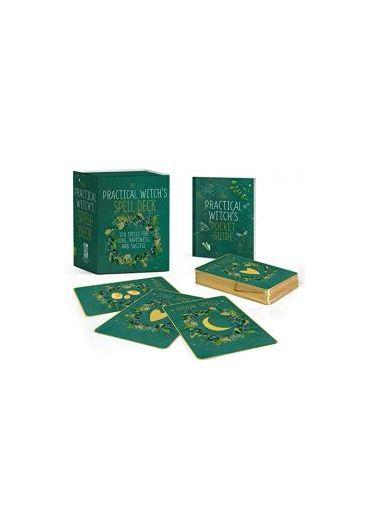 Kit cartonase cu vraji - Practical Witch's Spell Deck