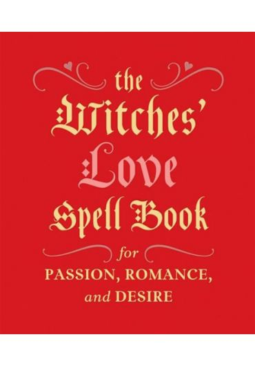 Witches' Love Spell Book