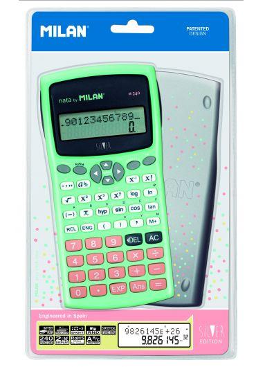 Calculator 10DG stiintific turcoaz Milan