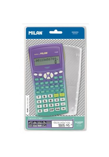 Calculator Milan 10 DG stiintific 159110SNGRBL