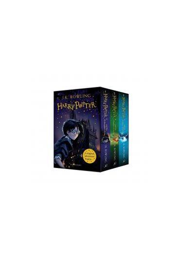 Harry Potter Vol. 1-3 Box Set