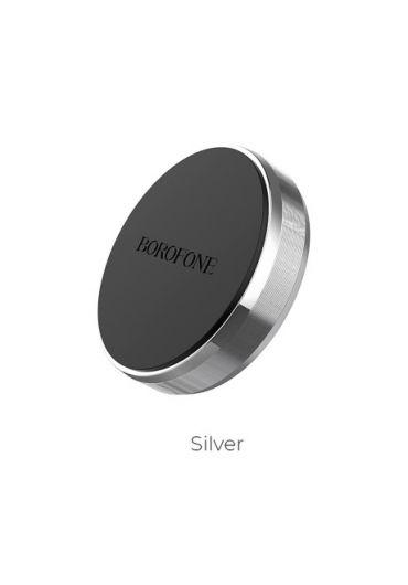 Suport Auto Borofone Magnetic BH7 Plane Argintiu