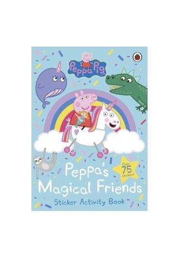 Peppa Pig - Peppa's Magical Friends Sticker Activity