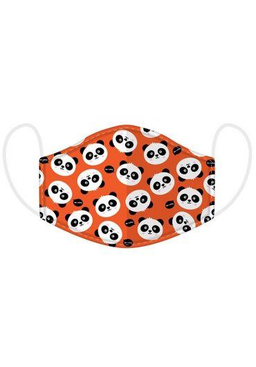 Masca de protectie reutilizabila - Cutiemals Panda Small