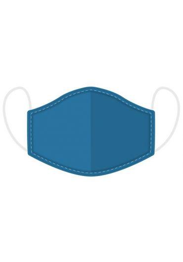Masca de protectie reutilizabila - Blue Large