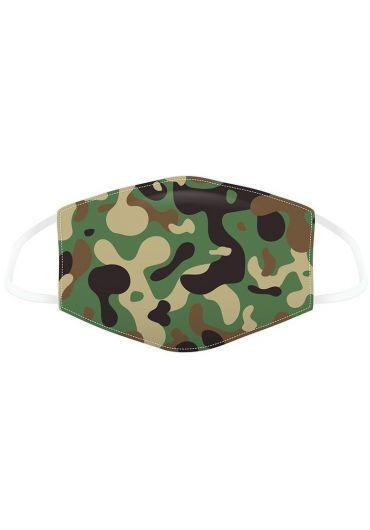 Masca de protectie reutilizabila - Camouflage Large