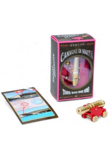 Puzzle Metalic - The Cannon of Malta