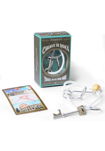Puzzle metalic - Rome Key