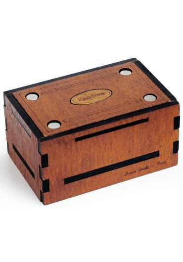Puzzle din lemn - Pandora Box