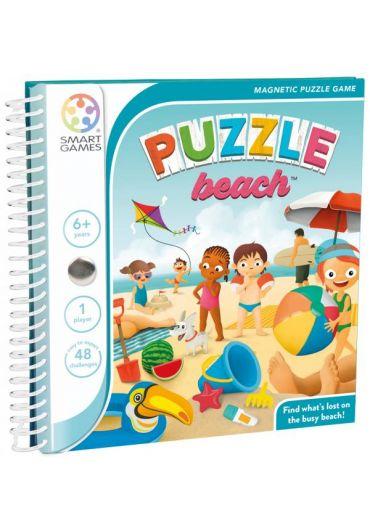 Puzzle magnetic Puzzle Beach
